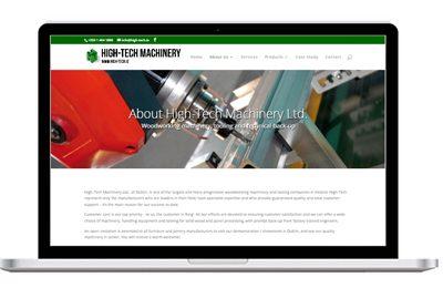 High Tech Machinery