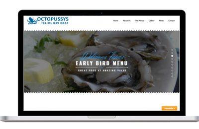 Octopussys Seafood Tapas
