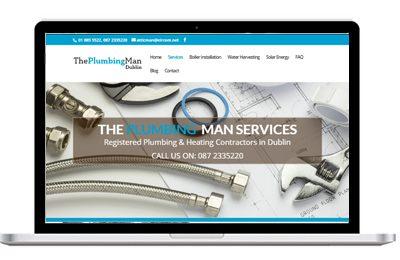 The Plumbing Man
