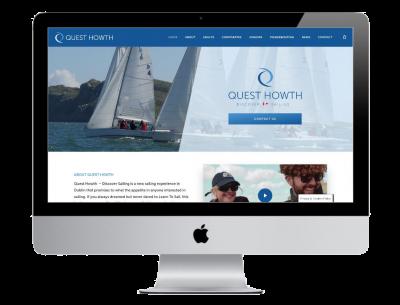 Howth North Dublin Website Design