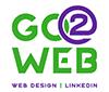GO2WEB Logo
